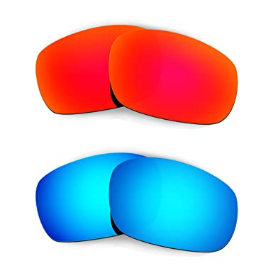 HKUCO Replacement Lenses For Oakley Frogskins (Asia Fit) - 1 pair ochgZZ