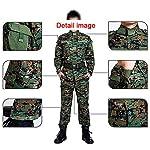 H Monde Shopping pour Homme Tactique BDU Combat Uniforme Veste Chemise & Pantalons Costume pour l'armée Militaire… 9