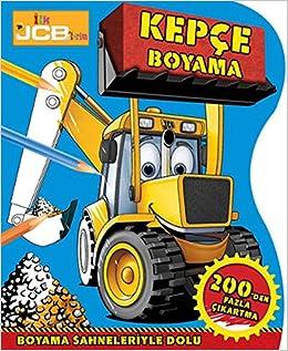 Ilk Jcblerim Kepce Boyama 9786053335764 Amazoncom Books
