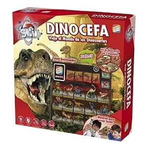Cefa Toys - Juego educativo Dinocefa (21736)