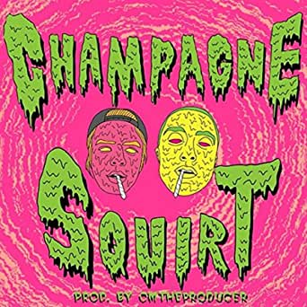 Champagne Squirt Feat Boulevard Depo