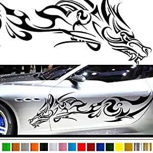 Amazoncom Wofl Car Sticker Car Vinyl Side Graphics Car - Custom stickers and decals
