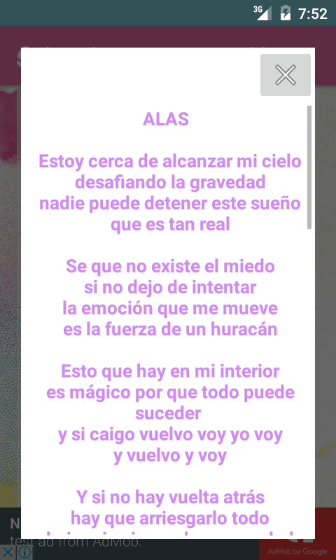 Amazon.com: SOY LUNA FAN APP GAMES LYRICS: Appstore for Android