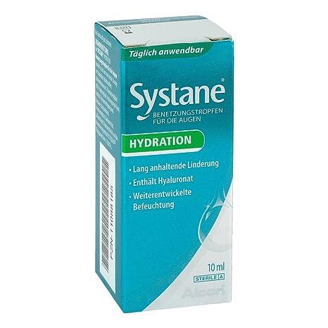 8be9befbcc14c7 Systane Hydration Augentropfen, 10 milliliter  Amazon.fr  Hygiène et ...
