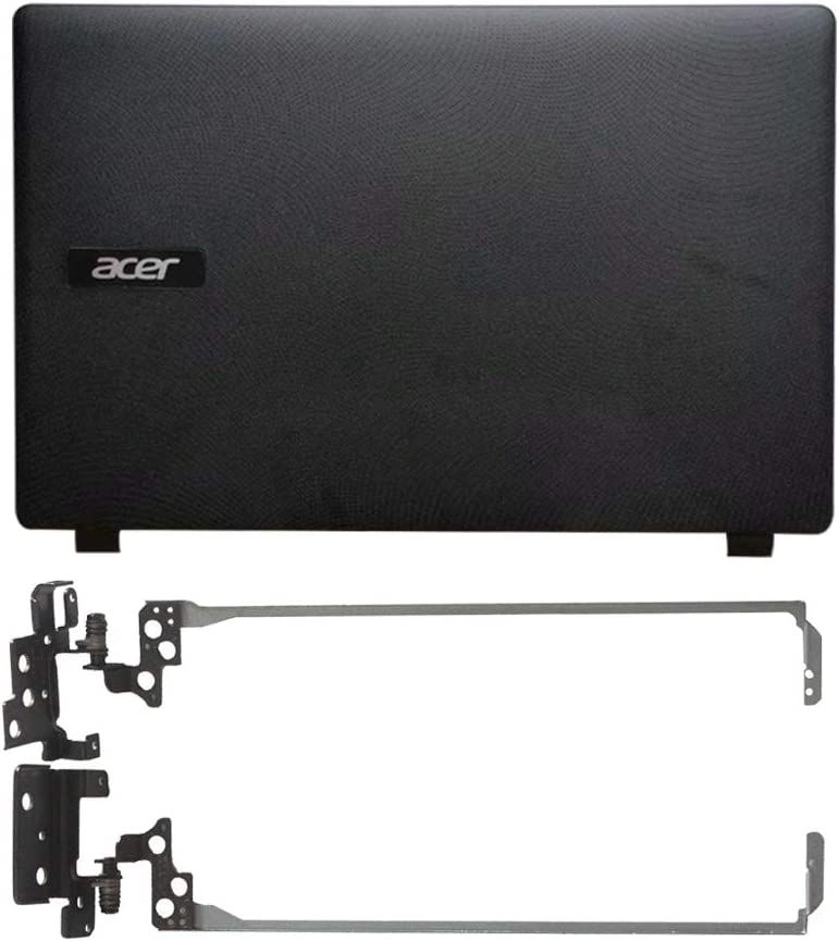 New English Laptop Replacement Parts for Acer Aspire ES1-512 ES1-531 Gateway NE512 NE513 LCD Top Cover Case+Screen Hinges Cover
