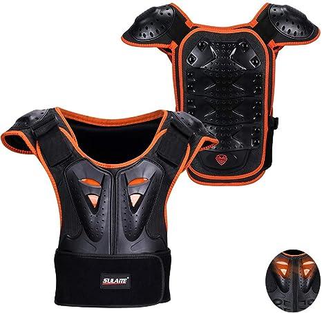 Amazon.com: MLSice - Chaleco protector de espalda para niños ...