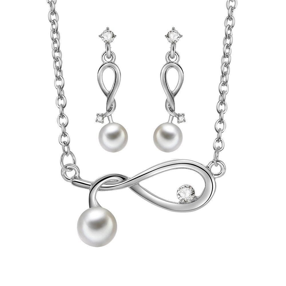 Oillian Women New Creative Romantic Irregular Classic Multiple Styles Exquisite Luxurious Necklace Gift for Lady Girls Friends (Q)