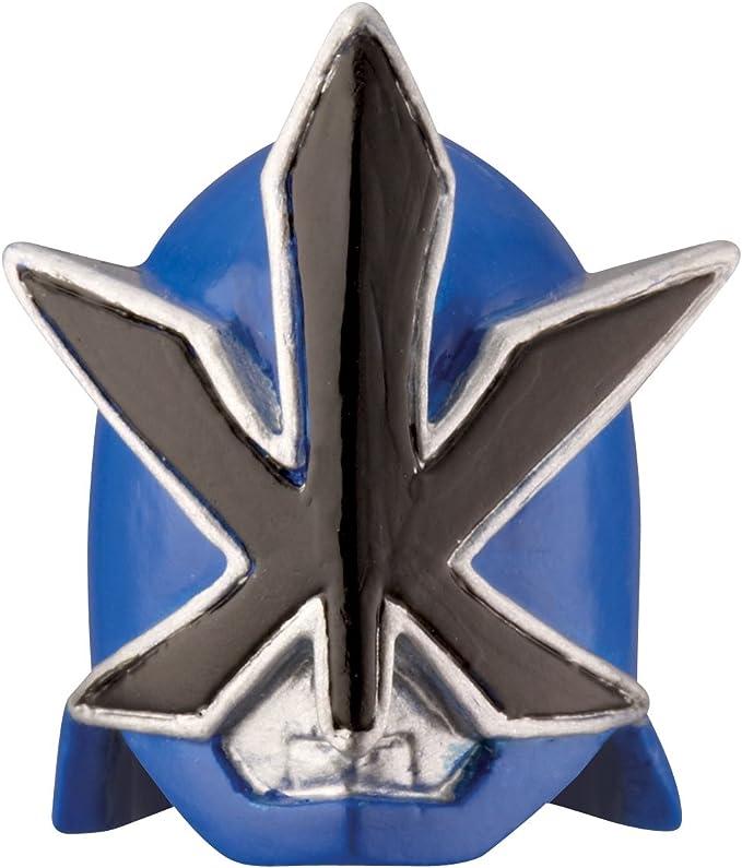 SwordfishZord with Blue Ranger Power Rangers 31767 Power Ranger Zord Vehicle w// Figure
