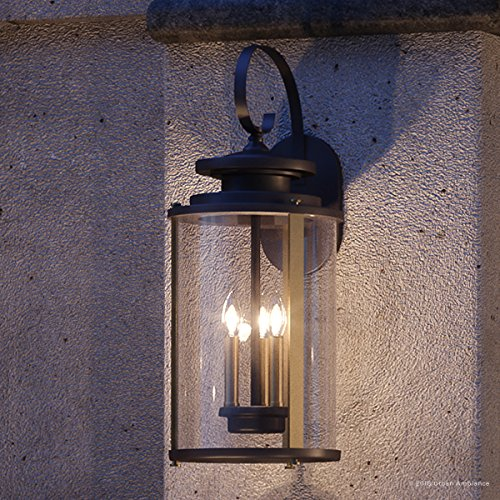 r Wall Light, Large Size: 22.75