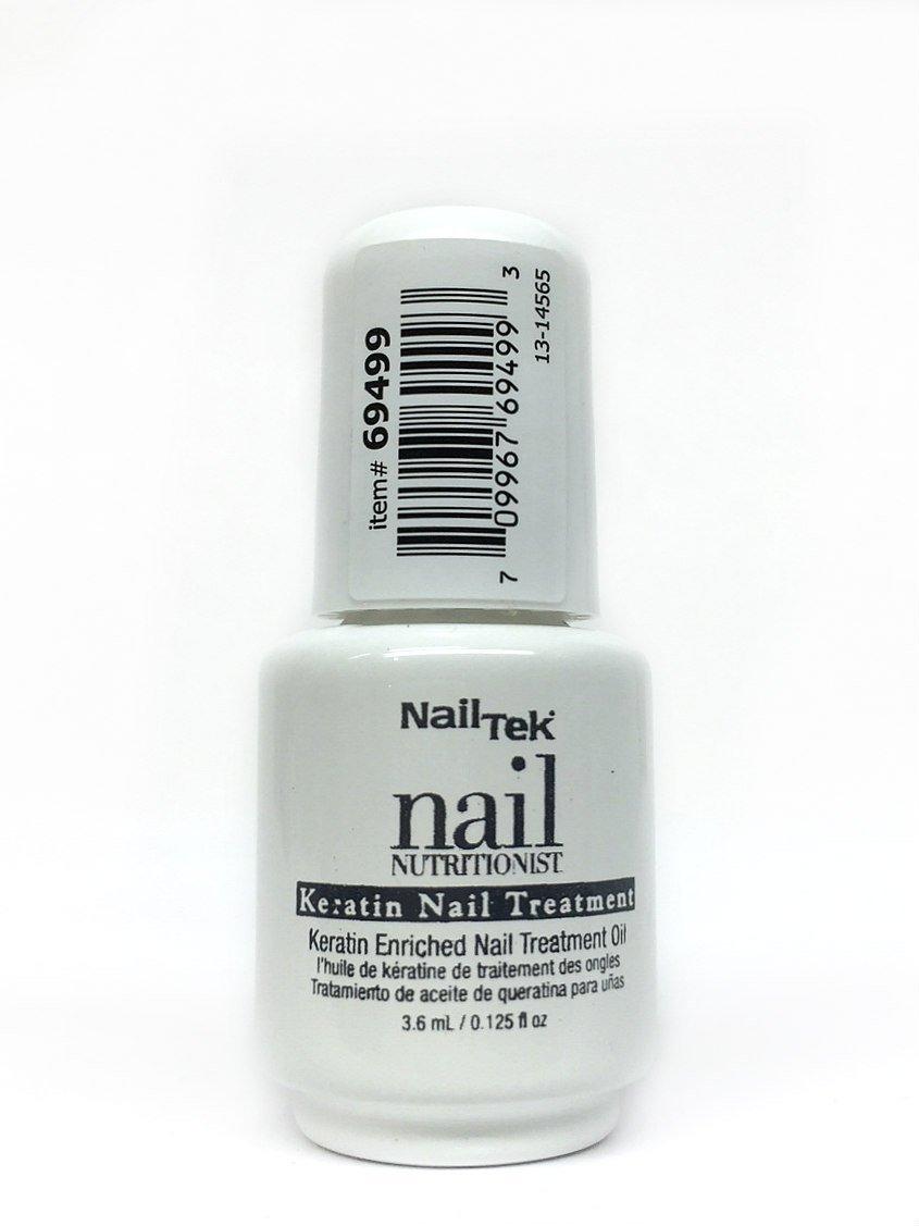 Amazon.com : Nail Tek Nail Nutritionist Travel Size 0.125 oz : Beauty