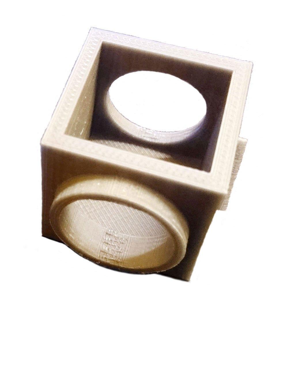 Pla Biotec INGEO 4043d Filamento orgánico Diam 1,75 mm, BOBINA 1 ...