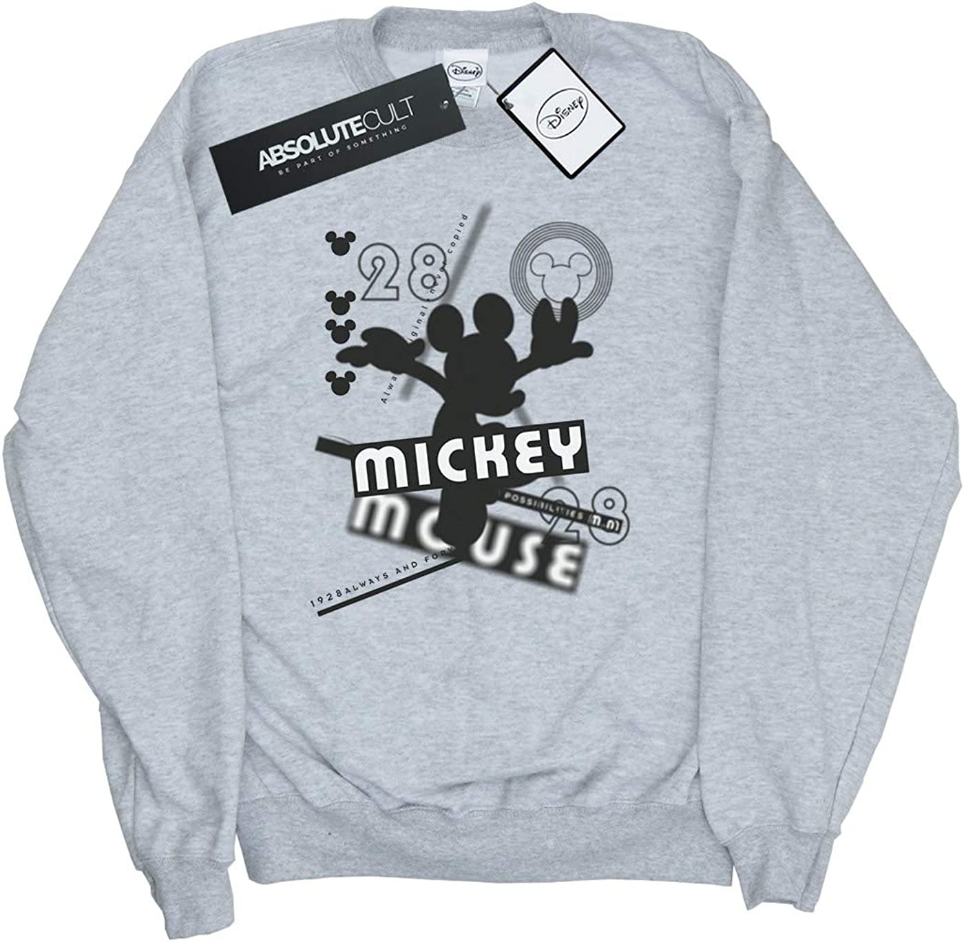 Disney Girls Mickey Mouse Always and Forever Sweatshirt