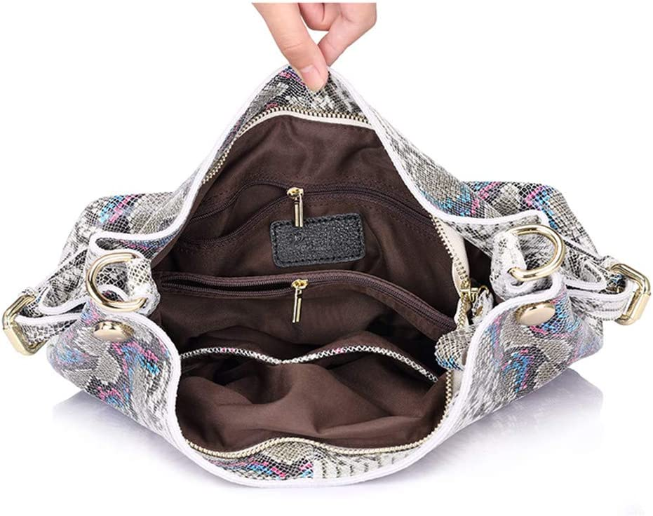 Leather Women Handbags Shoulder Bag