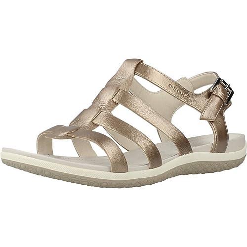 Sandal Mujer D Geox Para Vega Con Cuña ASandalias ynmwOvN08