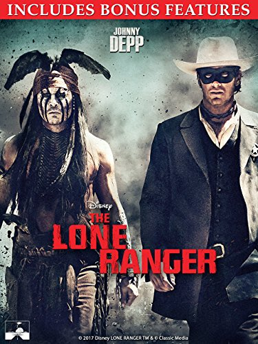 The Lone Ranger (Plus Bonus Content) (Devon Sprays)