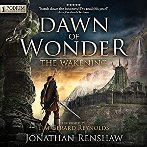 Dawn of Wonder Audiobook