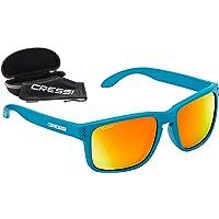 Cressi Blaze Sunglasses Gafas de Sol con Lentes HTC polarizadas y repelentes al Agua Unisex adulto