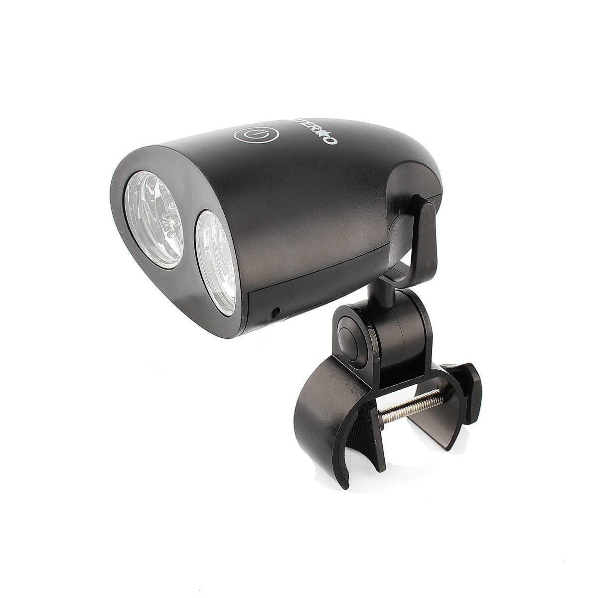 OUTERDO Barbecue Grill Light With 10 Super Bright LED Lights-Handle Mount BBQ Light for Grilling At Night,Heat & Water Resistant,Simple Installation,Touch Sensitive Switch by OUTERDO (Image #3)