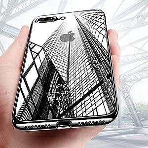 kktick 8 plus  KKtick Custodia iPhone 8 plus : Custodia iPhone 7 Plus