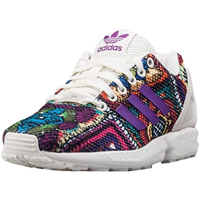 4e7e70601 adidas Originals ZX Flux Womens Running Trainers Sneakers (UK 4 US 5.5 EU  36 2