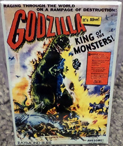 Godzilla King of Monsters MAGNET 2
