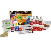 BucketBolt Mega Slime Making kit for Kids (Multicolor)