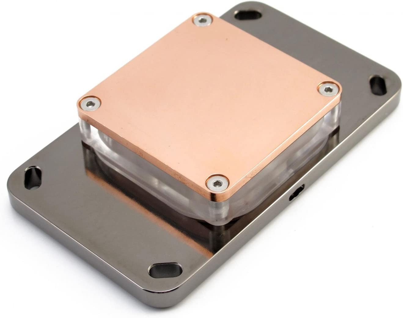 XSPC Raystorm Neo Waterblock Metal Intel CPU
