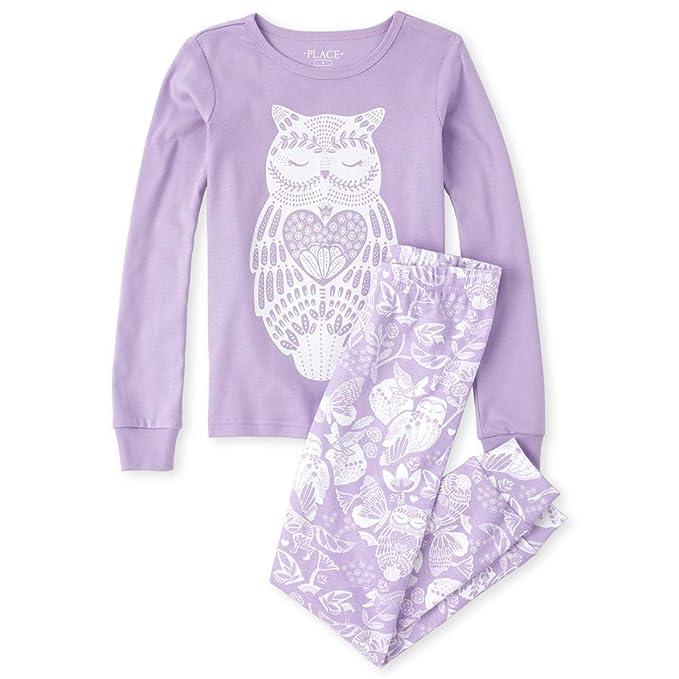 Amazon.com: The Childrens Place - Conjunto de pijama de ...