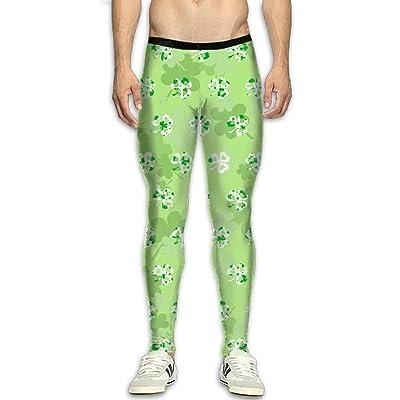 Christmas Running Leggings.Fri St Patrick S Day Compression Pants Running Tights Panel