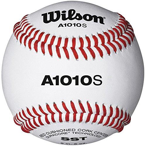 (Wilson A1010s Blem Baseballs 12 Ball Pack)