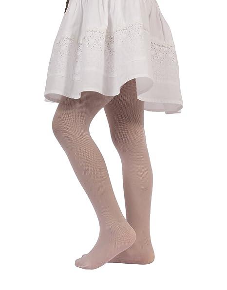 autentica di fabbrica acquista lusso scegli genuino CALZITALY Collant Rosa Bambina | Calze A Rete Rosa | Pantacollant Bimba |  20 Den | Made In Italy