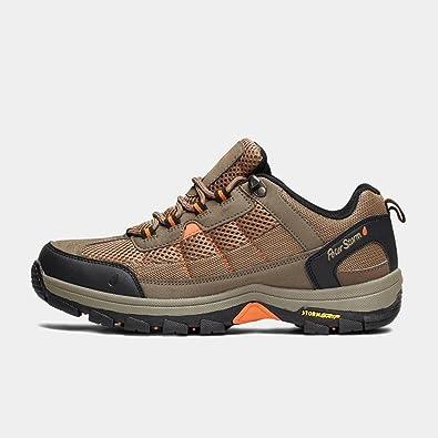 Men's Filey Walking Shoe Brown 10