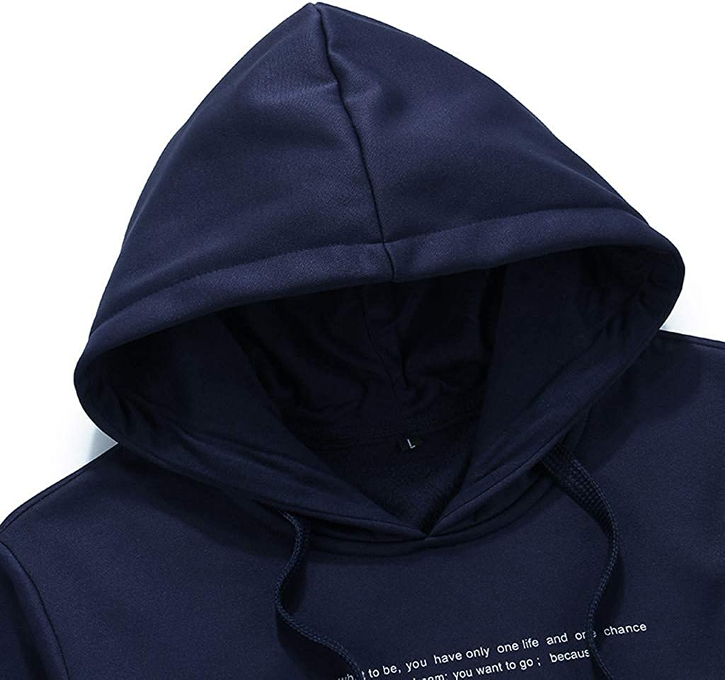 Sharemen Sports Suit Tops Pants Set Men Casual Long Sleeved Alphabetic Printing Hoodie