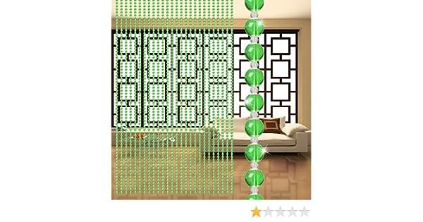 C Elaco Crystal Glass Luxury Living Room Bedroom Window Door Wedding Decor Bead Curtain