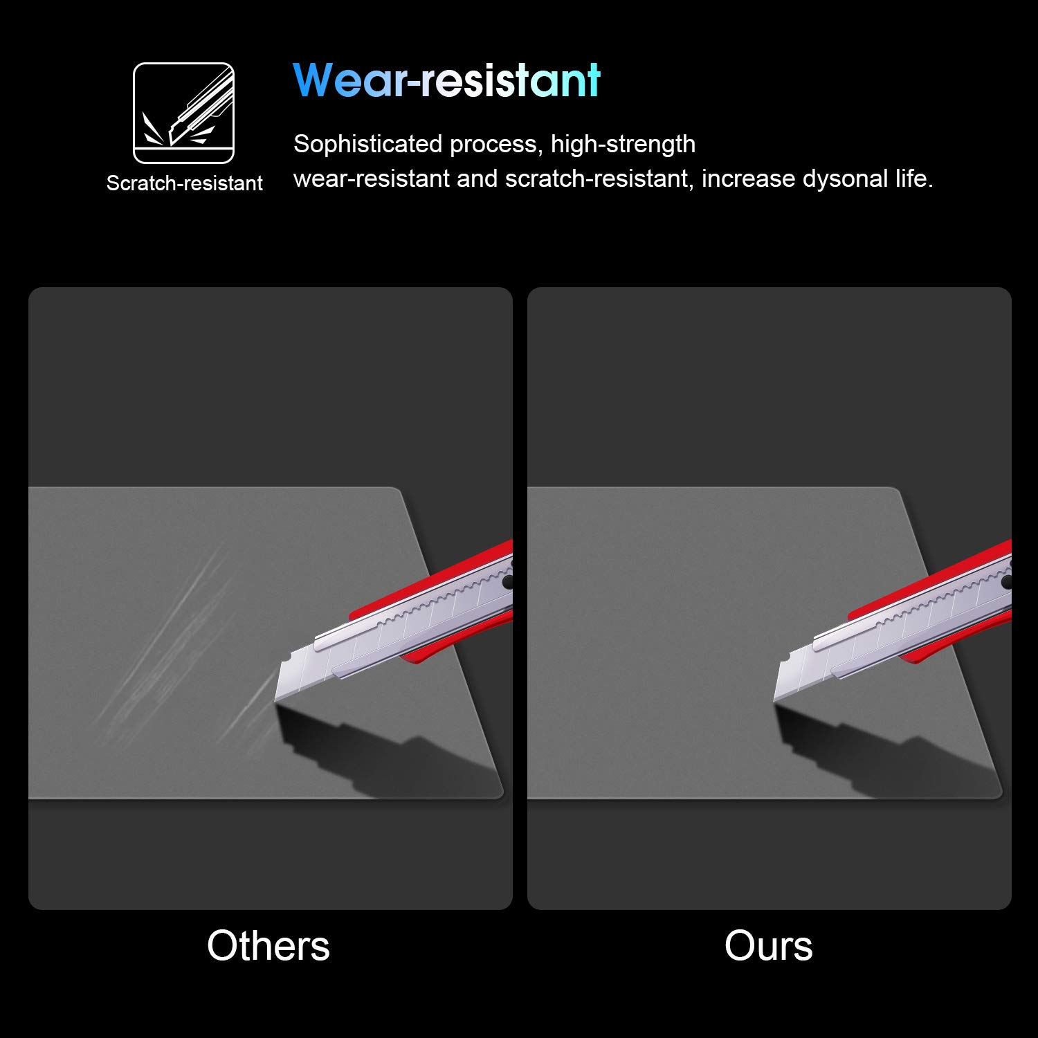17 9H Anti-Scratch and Shock Resistant Anti-Glare//Anti-Fingerprint OLAIKE Screen Protector for Tesla Model S/&X Center Control High Definition Vision Car Navigation Tempered Glass Screen Protector