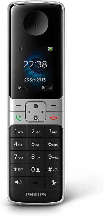 Philips D6352b 38 Dect Schnurlostelefon Mit Elektronik