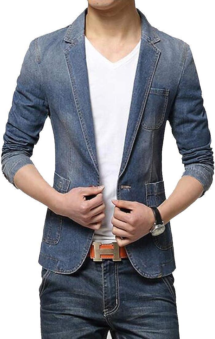 Suncolor8 Mens Business Casual Straight Leg Regular Fit Dress Pants Trousers
