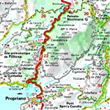 Image de Michelin Map France Regional : Map 528 Corse [Corsica] ; tear-resistant ; 1/200,000 (French Edition)