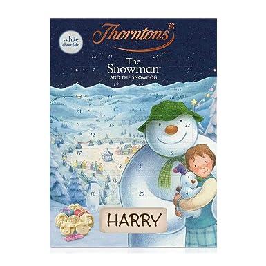Thorntons White Chocolate Merry Christmas Advent Calendar