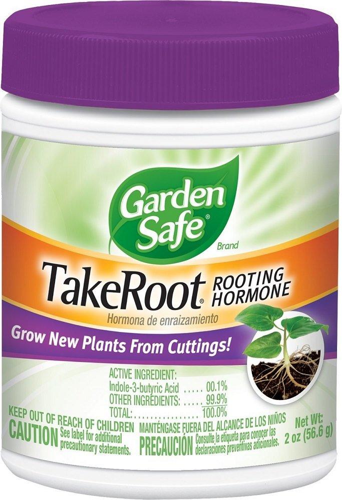 Garden Safe TakeRoot Rooting Hormone, 4 Pack (2 oz)