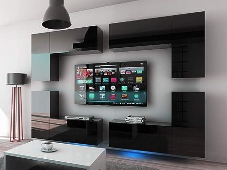 HomeDirectLTD Future 20 Moderno Conjunto De Muebles De Salón ...