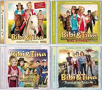 Bibi Tina Hörspiele 1234 Zum Kinofilm Im Set Deutsche