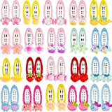 Maxdot 40 Pieces Cartoon Hair Clips Barrettes for Toddlers Girls Kids Hair Accessories