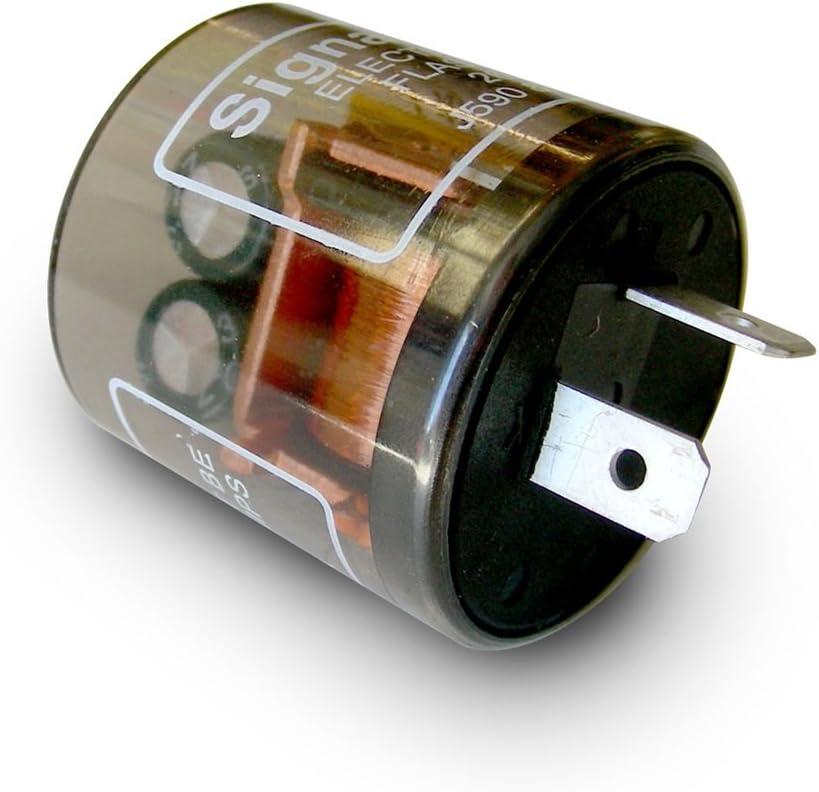 Poison Spyder 2-Pin LED Flasher 76-96 CJ-YJ