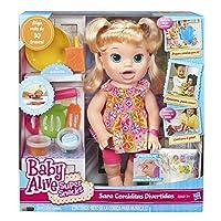 Baby Alive Super Snacks Snackin Sara Rubia