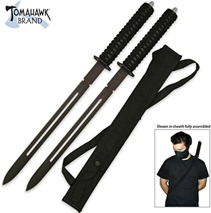 Amazon.com: individual Ninja Espada Set: Sports & Outdoors