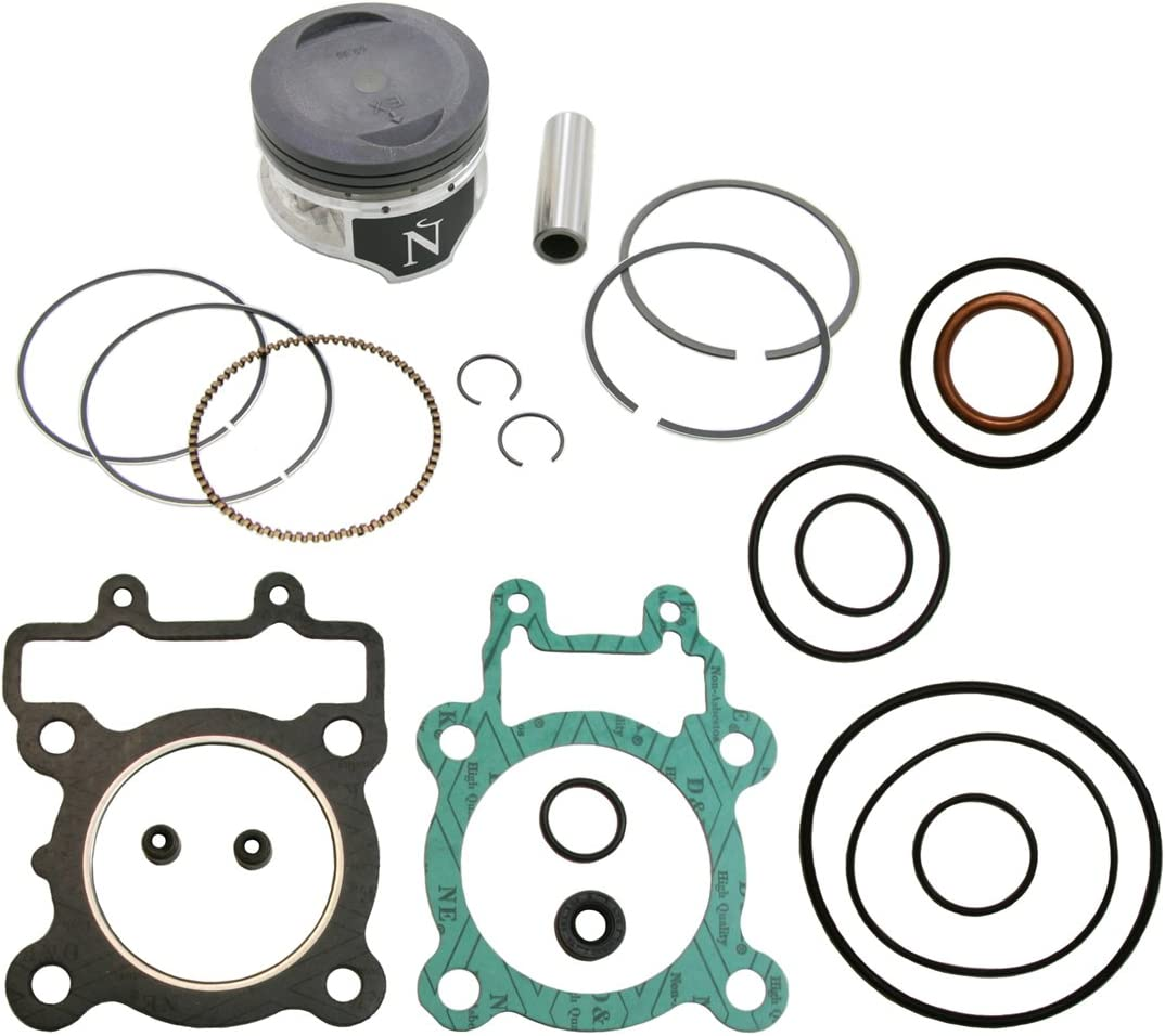 Namura .040 Over Bore Piston Kit 2003-2011 Kawasaki Bayou 250 KLF250A 70mm
