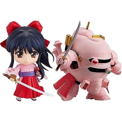 Good Smile Company - Sakura Wars Nendoroid Action Figure Sakura Shinguji & Koubu Set: Everything Else