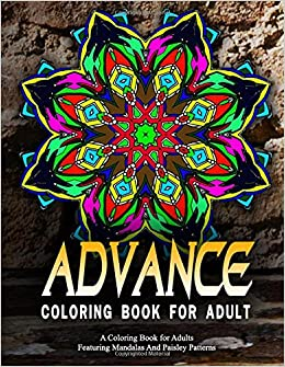 Amazon ADVANCED COLORING BOOKS FOR ADULTS