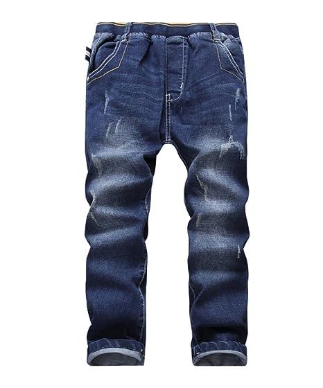 YoungSoul Jeans garçon - Pantalons Jean Skinny